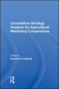 Competitive Strategy Analysis For Agricultural Marketing Cooperatives