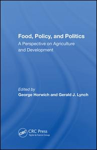 Food, Policy, And Politics