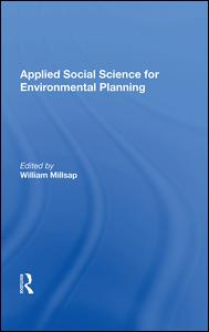 Applied Social Science for Environmental Planning