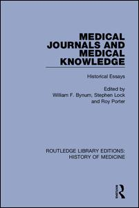 Medical Journals and Medical Knowledge
