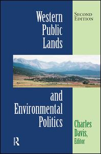 Western Public Lands And Environmental Politics