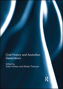 Oral History and Australian Generations