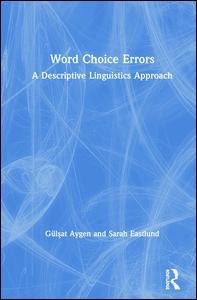 Word Choice Errors
