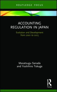 Accounting Regulation in Japan