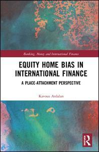 Equity Home Bias in International Finance