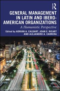 General Management in Latin and Ibero-American Organizations