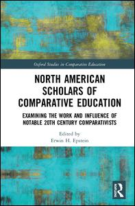 North American Scholars of Comparative Education