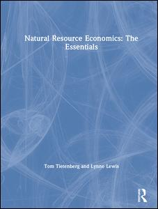Natural Resource Economics: The Essentials