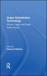 Organ Substitution Technology