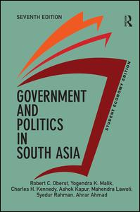 Government and Politics in South Asia, Student Economy Edition