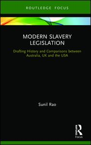 Modern Slavery Legislation