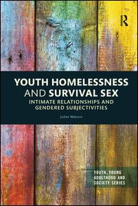 Youth Homelessness and Survival Sex