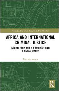 Africa and International Criminal Justice