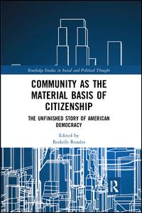 Community as the Material Basis of Citizenship
