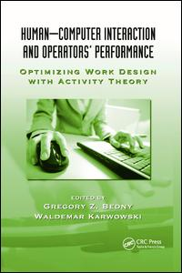 Human-Computer Interaction and Operators' Performance