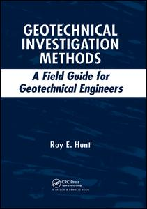 Geotechnical Investigation Methods