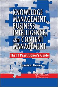 Knowledge Management, Business Intelligence, and Content Management