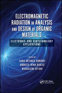 Electromagnetic Radiation in Analysis and Design of Organic Materials
