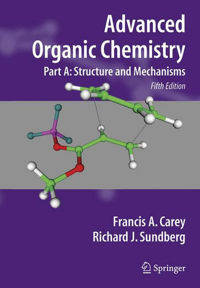 Advanced Organic Chemistry - Vol 1 5e
