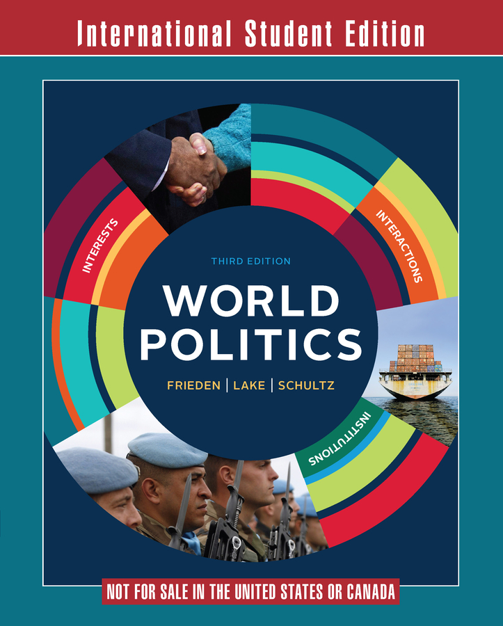 World Politics ISE Interests, Interactions, Institutions