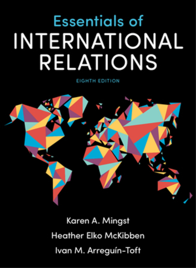 Essentials of International Relations, 8th Edition + Reg Card for eBook + InQUIZitive