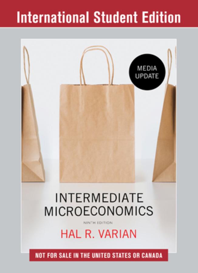 Intermediate Microeconomics 9e Media Update International Student Edition + Reg Card