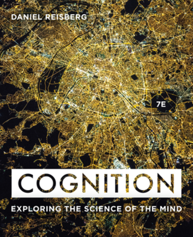 Cognition, 7th Edition ZAPS 2.0 Reg Card only