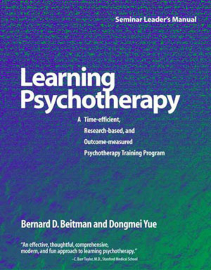 Learning Psychotherapy Seminar Leader's Manual