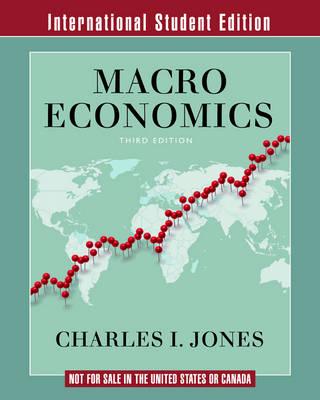 Macroeconomics 3rd International Edition