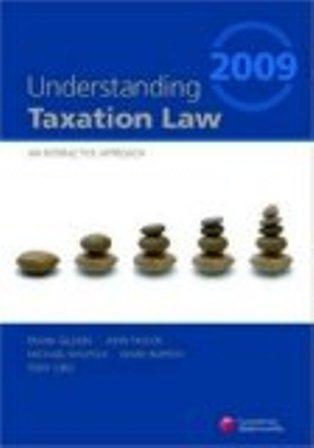 Understanding Taxation Law: an Interactive Approach: An Interactive Approach