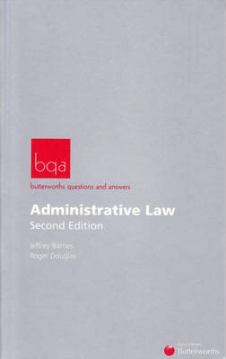 Administrative Law: Butterworths Questions and Answers