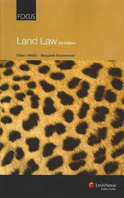 Focus: Land Law - 3rd Edition