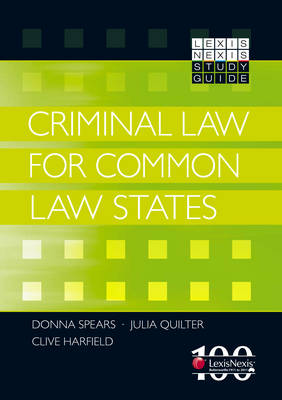 LexisNexis Study Guide: Criminal Law for Common Law States