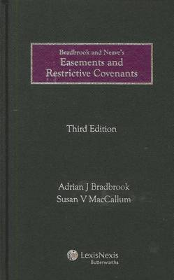 Easements and Restrictive Covenants in Australia, 3rd Edition