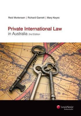 Private International Law in Australia