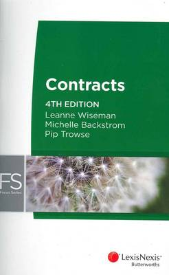 Focus: Contract Law - 4th Edition
