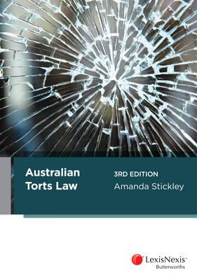Australian Torts Law 3rd Edition