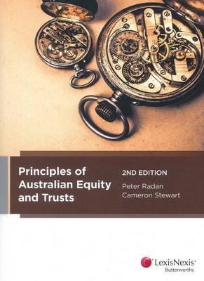 Principles of Australian Equity and Trusts