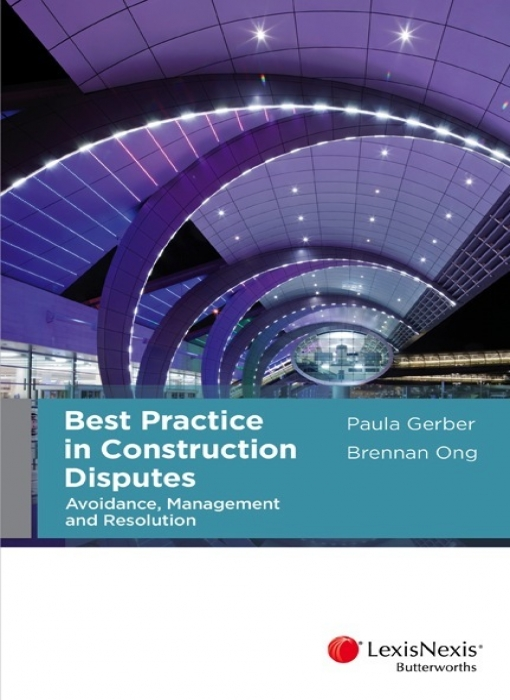 Best Practice in Construction Disputes