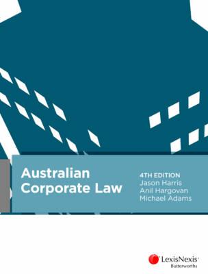 Australian Corporate Law