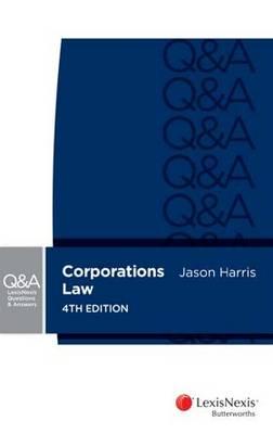 LNQA: Corporations Law, 4th Edition