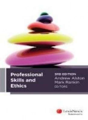 Professional Skills & Ethics, 3rd edition