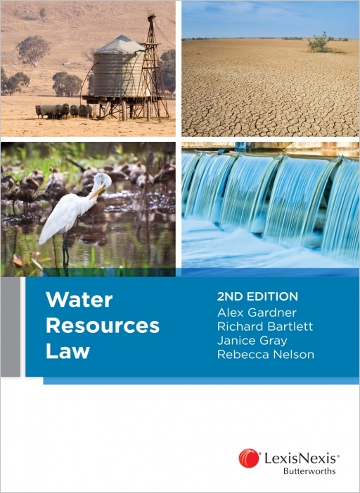 Water Resources Law, 2nd edition