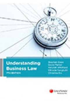 Understanding Business Law, 7th edition