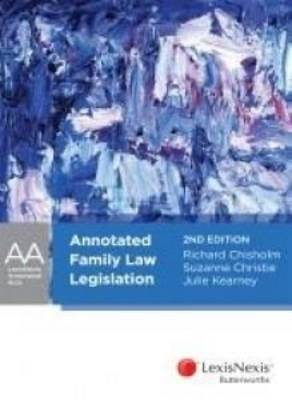 Annotated Family Law Legislation