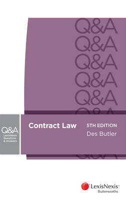 LexisNexis Questions and Answers: Contract Law, 5th Edition