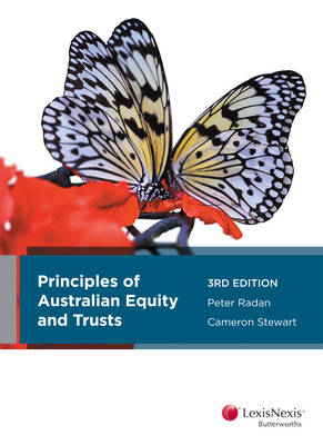 Principles of Australian Equity and Trusts, 3rd edition