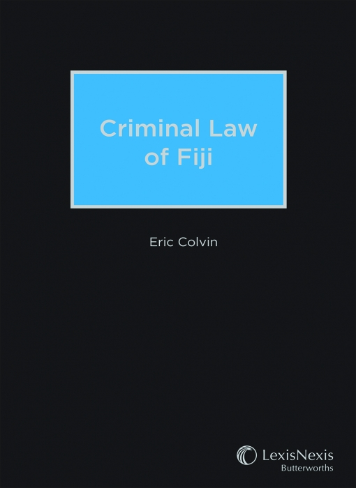 Criminal Law of Fiji