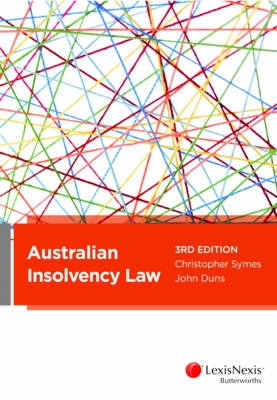 Australian Insolvency Law, 3rd edition
