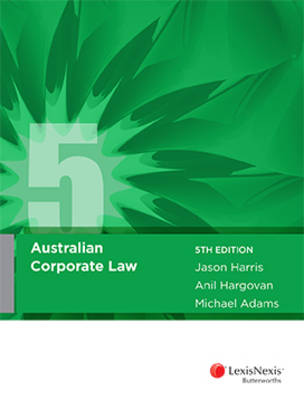 Australian Corporate Law, 5th edition